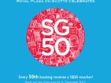 SG50 Promotion