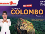Economy and Business Flights to Colombo