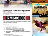 Universal Studio Singapore Room Package