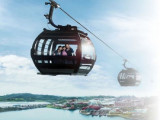 MasterCard Promotion with Singapore Cable Car