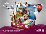 Win Business Class Return Tickets from Qatar Airways