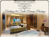 Heritage 90 Suite Dreams Package from Hotel Fort Cannings