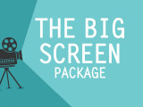 The Big Screen Package with Ramada Singaporesi