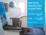 30% Off World Business Class with KLM Royal Dutch Seat Sale