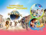 Soak Out in Universal Studios Singapore® at SGD74
