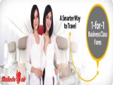 1-For-1 Malindo Business Class Fares with Maybank