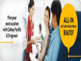 Cathay Pacific & Dragonair Great Fares from RM707 with Maybank