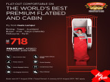 Fly with AirAsia's Premium Flatbed from RM718