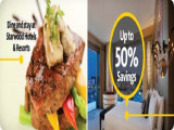 Up to 50% Savings at Starwood Hotels and Resorts with Maybank