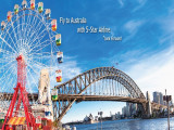 Fly To Australia With Garuda Indonesia from RM1,808