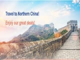 Travel to Northern China  with Air China from RM400