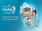 Save Up to 20% on Flights with Garuda Indonesia's Online Travel Fair