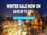 Winter Sale: Enjoy Up to 30% Off Hotel Bookings in Hilton Hotels Worldwide