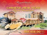 Celebrate Chinese New Year in The Royale Chulan Kuala Lumpur from RM418
