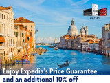 Additional 10% off on Hotel Bookings via Expedia with UOB Cards