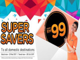 Super Savers on Flights with Firefly Airlines from RM99