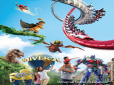 Multi-Attraction Package in Universal Studios Singapore with AmBank