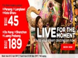 Live for the Moment and Fly with AirAsia from RM45