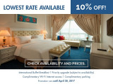 10% Off Lowest Available Rate in The Royale Chulan Damansara