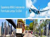 ANA's Flight from Kuala Lumpur to USA/Canada from RM4,218