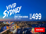 Discover X-citing Sydney with AirAsia from RM499
