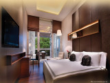 Celebrate the Long Weekend with Deluxe Room in Hotel Fort Canning