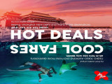 Hot Deals Cool Fares in AirAsia from RM319 to your Favourite Destinations