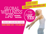 Global Wellness Day Package in Bintan Lagoon Resort