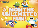 3 Months Unlimited Fun in Pororo Park Singapore from SGD199