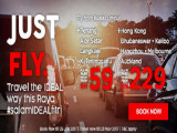 Just Fly with AirAsia from RM59 and Discover more Destinations
