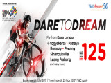 Dare to Dream and Reach More Destinations with AirAsia from RM125