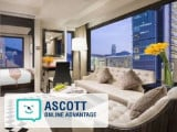 Enjoy Up to 30% Savings in Hong Kong with Ascott Limited Advance Purchase