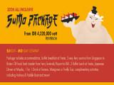 3D2N All-Inclusive SuMo Package with Japanese Twist in Bintan Lagoon Resort