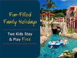 Fun Filled Family Holidays in Thailand with Centara Hotels & Resorts